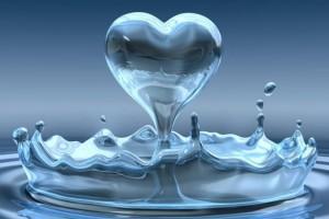 energia dell'Acqua Diamante