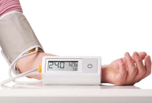 Un avvertimento per l'ipertensione