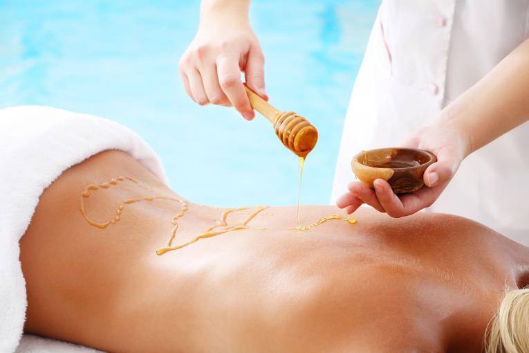 Massaggio per la cellulite