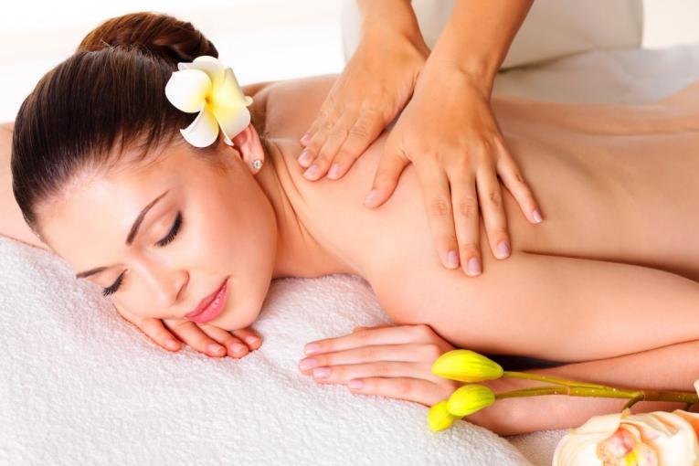 Massaggio cutaneo riflessogeno
