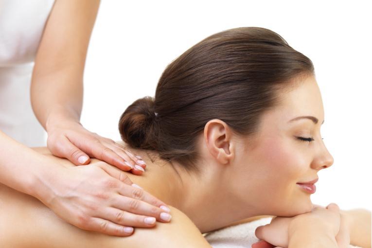 Massaggio fascia muscolare superficiale