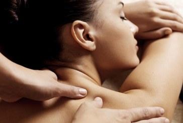 Massaggio per la tensione al collo