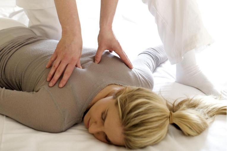 Riposo e trattamento di una spina dorsale in Belarus