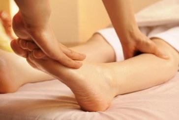 Massaggio delle braccia