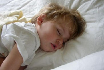 Il bambino non dorme da solo