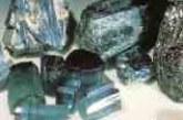 Tormalina blu