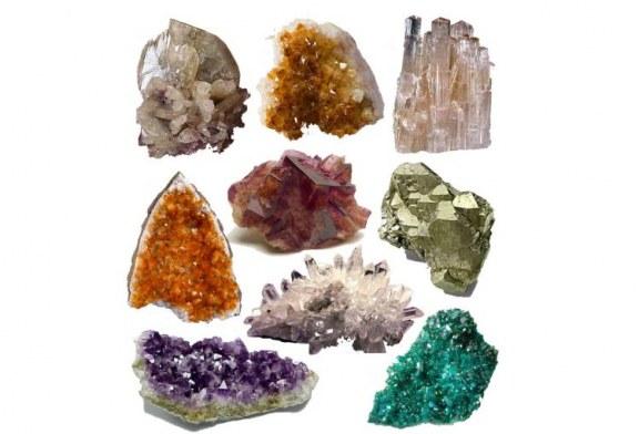 I vari tipi di cristallo