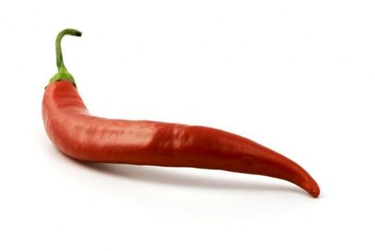 Verdure grigliate con peperoncino