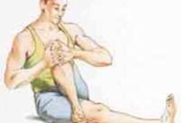 Stretching per le cosce esterne e per i glutei