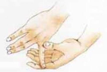 Stretching per le mani