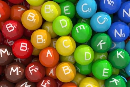 Vitamine idrosolubili e liposolubili